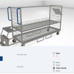 Lino-Lösung konfiguriert auch komplexe Industrieprodukte in 3D