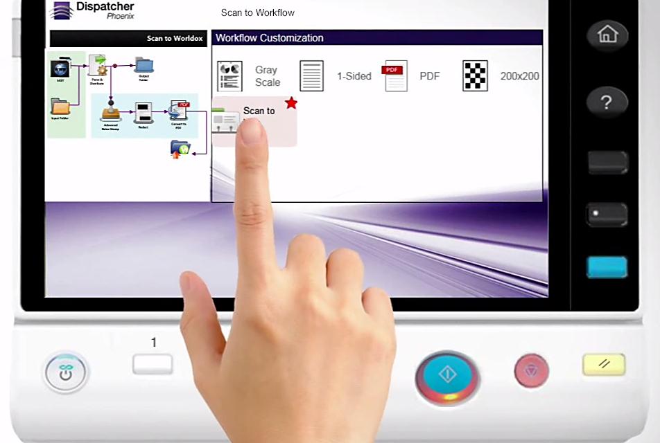 Konica Minolta automatisiert mit Dispatcher Phoenix die Dokumentenverarbeitung