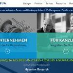 Anaqua-Daten-Tool identifiziert Patente für Blockade der Wettbewerber
