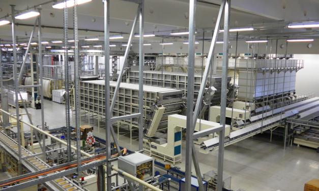 Die modernste Nudelfabrik Europas
