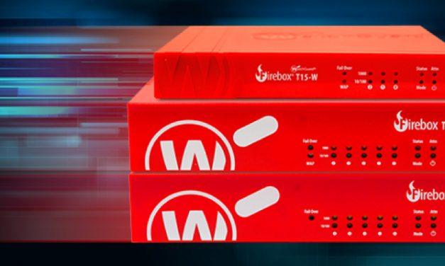 Watchguard überarbeitet Sicherheits-Appliances der Tabletop-Serie