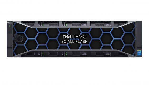 Dell erweitert sein Portfolio der All-Flash-Midrange-Speichersysteme
