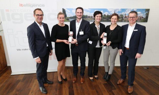 itelligence krönt die deutschen Digitalisierungsexperten