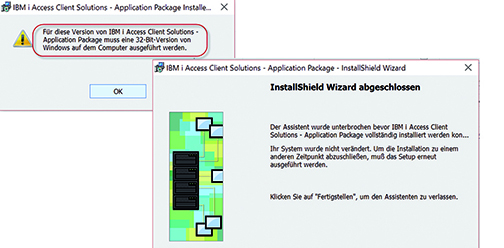 Das Windows Application Package   MIDRANGE