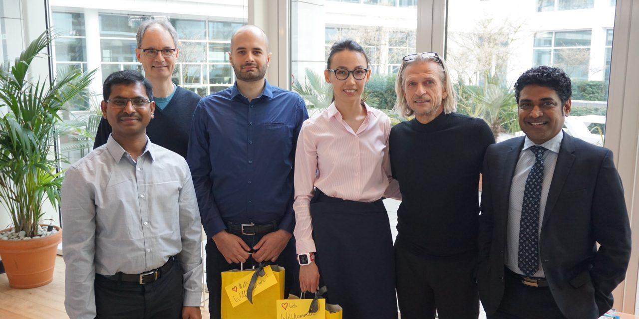 Cubeware eröffnet Lab für Business-Intelligence-Forschung in München