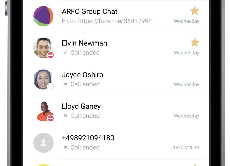 Große Unternehmen setzen auf mobile Endgeräte und Instant Messaging